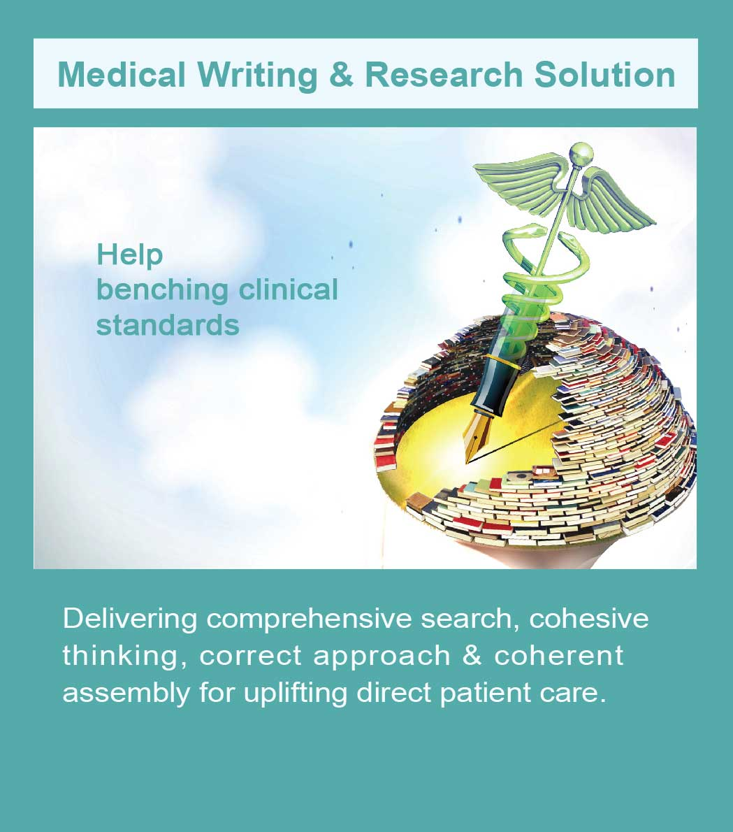 Medical Writing research Solution